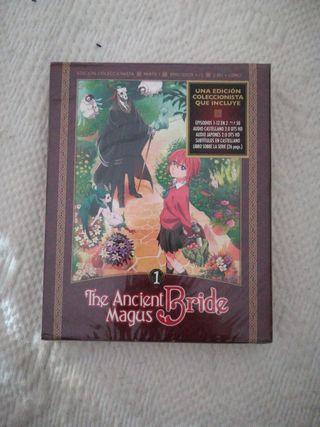 the ancient magus bride ed. coleccionista