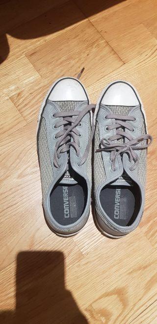 8fc1af983 Zapatillas Converse Mujer de segunda mano en Madrid en WALLAPOP