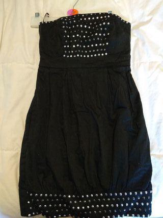 4c14ec25b Vestido de fiesta lentejuelas de segunda mano en Cartagena en WALLAPOP