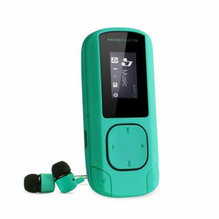 Reproductor MP3 Energy Sistem Clip Mint de 8 GB