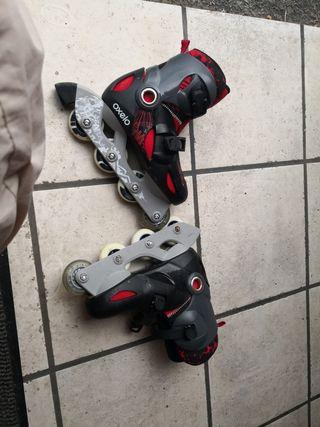 patines niños talla 34_36