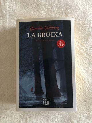Llibre en català LA BRUIXA, nou.
