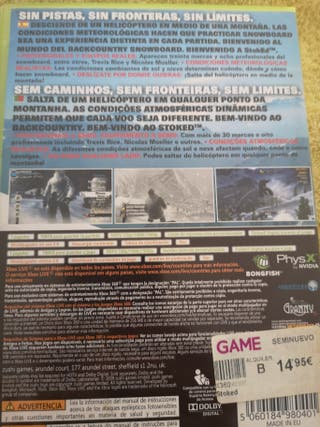 juego Xbox360 stoked