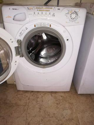 vendo lavadora secadora candy de 8 kg a 1400rpm