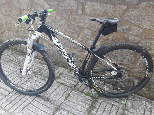 Bicicleta Mendiz R9 del 2014 talla M
