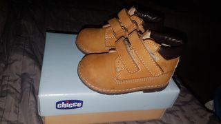 zapatos bebé primeros pasos