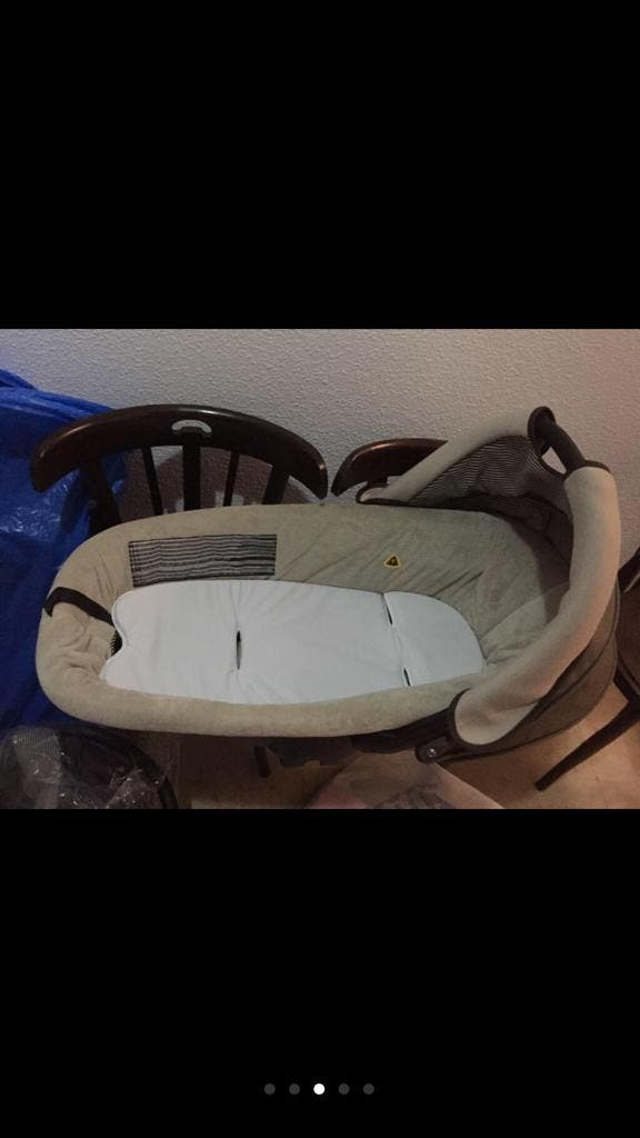Trio Carro, silleta y maxicosi Bebé confort Loola