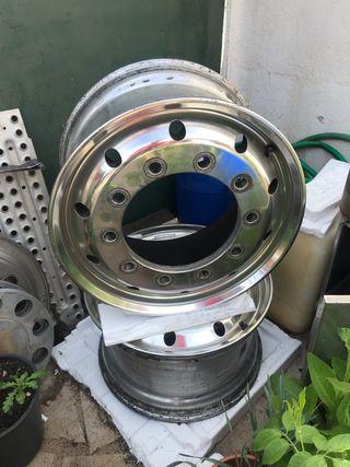 Llantas aluminio para camion