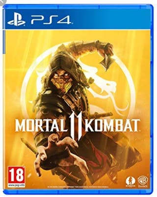 Cambio Mortal Kombat 11 PS4