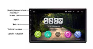 Radio coche Android 8.1