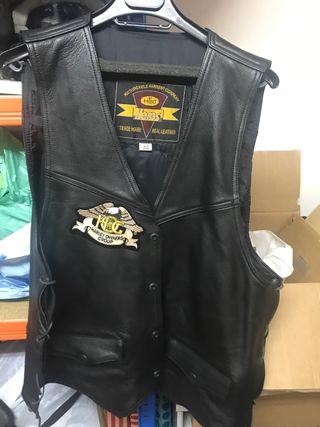Chaleco Custom Harley Davidson Held