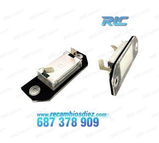 Luces de matrícula LED Ford Fusión (2001-2009)