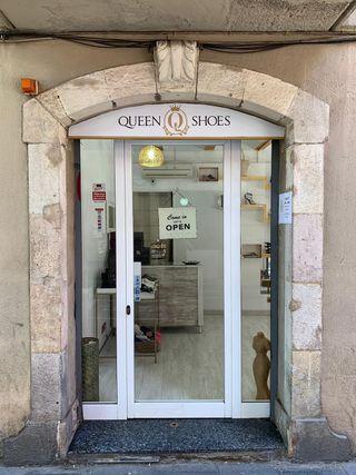 Traspaso zapateria en Barceloneta