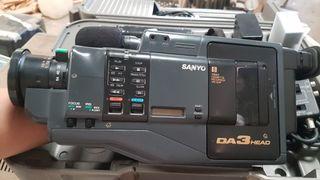 Video camara sanyo DA3 Head