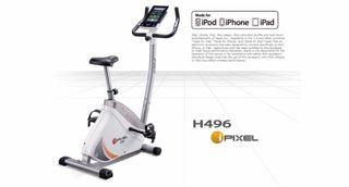 Bicicleta estática BH iPixel