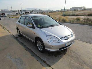 Honda Civic 1.6 INYECCIÓN 16 V GASOLINA