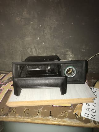 Módulo y cenicero de golf cabrio mk1 1990