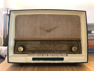 Radio antigua NOVAK