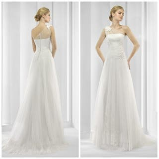 a67b3c1fa Vestido de novia de segunda mano en la provincia de Teruel en WALLAPOP