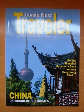 Revista Condé Nast Traveler Nº50 China