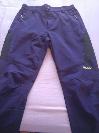 Pantalones montaña +8000 mujer