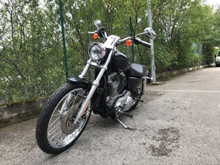 Harley-Davidson Sportster 883 Custom 07'