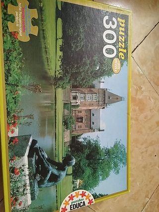 Puzzle educa de 300 piezas