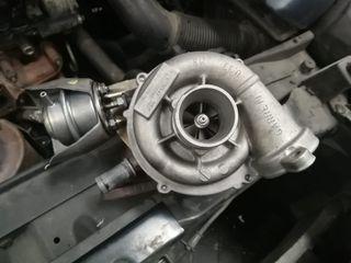Reparacion turbos