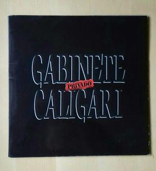 Disco vinilo Gabinete Caligari. Privado