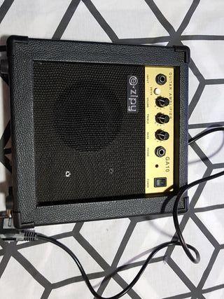 amplificador de sonido zipy