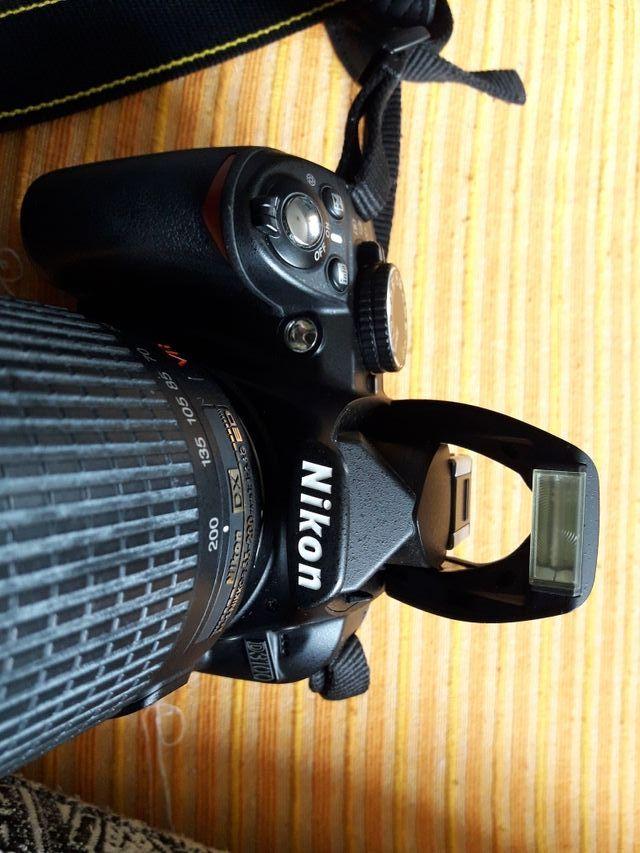 Cámara fotos y vídeo Nikon D3100