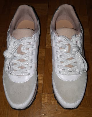 28f9b6145 Zapatillas Zara de segunda mano en la provincia de Salamanca en WALLAPOP