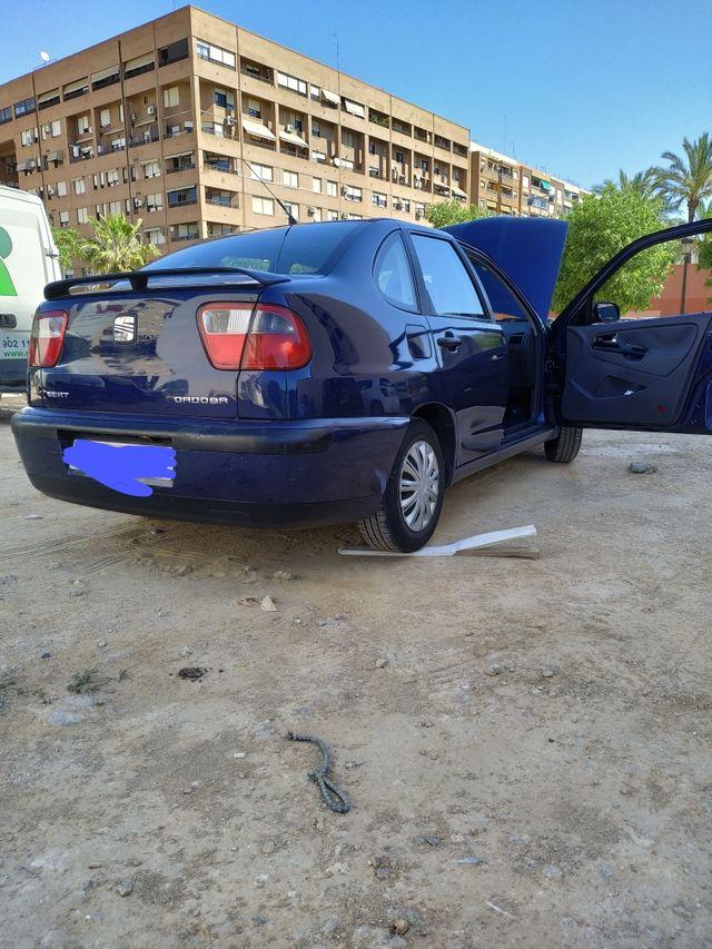 SEAT Cordoba 2001 motor 1.4 mpi