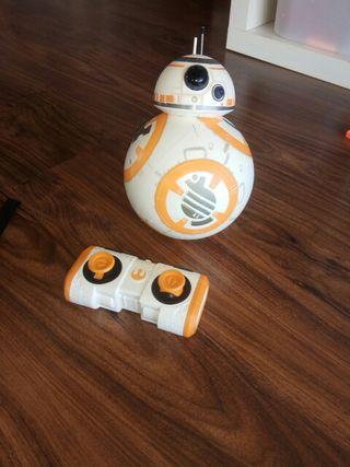 BB 8 con mando