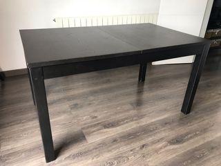 Image Of Ikea Mesa Comedor SKOGSTA Mesa de comedor acacia ...