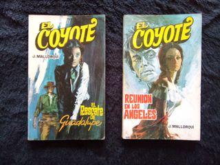 "Novelas de ""EL COYOTE"""