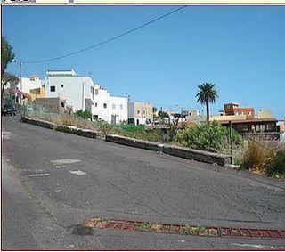 Parcela en venta en Candelaria-Playa La Viuda en Candelaria