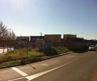 Parcela en venta en Las Vaguadas - Urb. del Sur en Badajoz