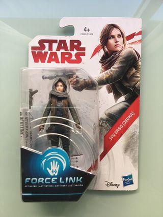 Star Wars force link Jyn Erso