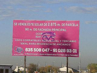 Parcela en venta en Illescas