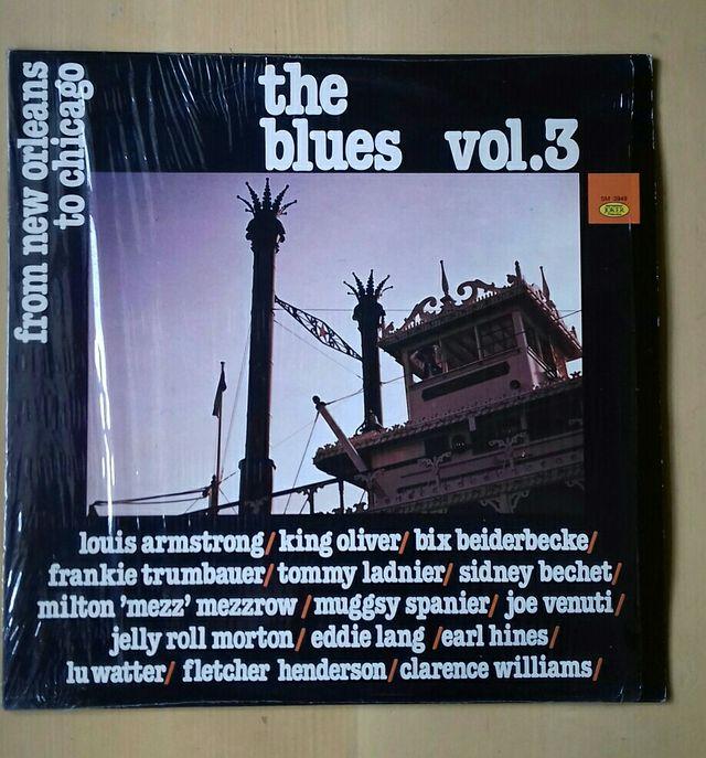 Disco vinilo 'The Blues' Vol. 3