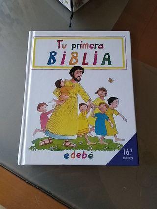 TU PRIMERA BIBLIA EDEBÉ