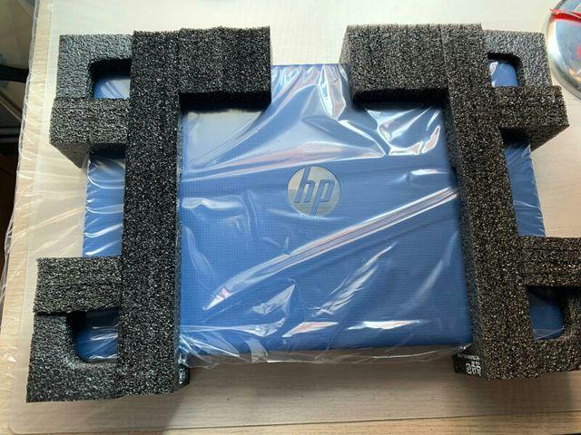 Portátil Azul HP ¡NUEVO!! A estrenar