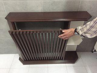 Mueble tapa radiador