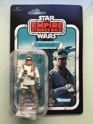 Star Wars The Vintage collection Rebel Soldier