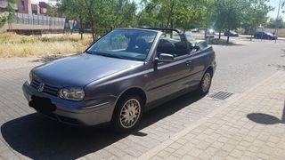 Volkswagen Golf Cabrio 1998 SOLO ESTA SEMANA 2000€, EL VIERNES LO ENTREGO A CAMBIO DE UNO NUEVO