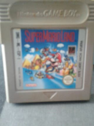 SUPERMARIO LAND (GAME BOY).