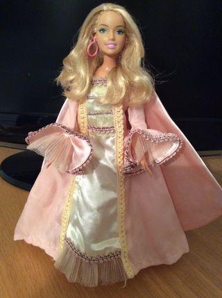Barbie con vestido Carnaval de Venecia