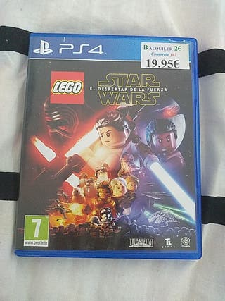 Lego Star Wars PS4