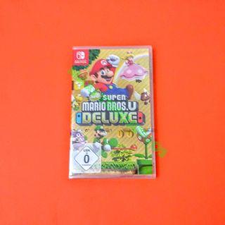 Super Mario Bros.U Deluxe PRECINTADO / Switch